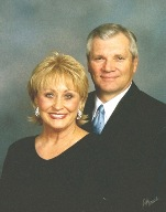 Pastor C. Snyder and Marsha Turner