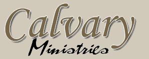Calvary Ministries